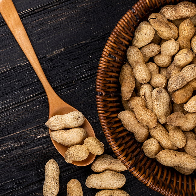 ピーナッツ【1kgパック】の写真2 -