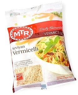 バルミッチェリ 400g インドのビーフン − Seviyan Vermicelli  【MTR】(ID-SPC-387)
