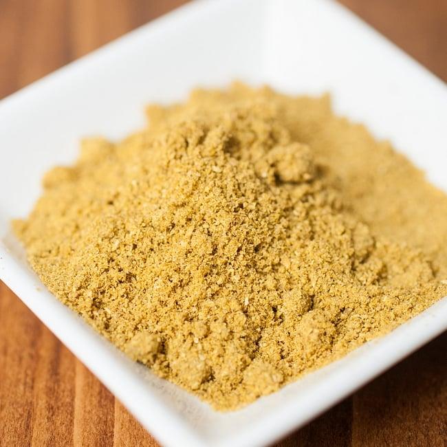 コリアンダー パウダー Coriander Powder 【100g ボトル】の写真2 - 甘く爽やかな独特の芳香があります。カレー作りには欠かせません