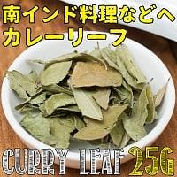 カレーリーフ - Curry Leaves 【25g袋入】(curry patta)