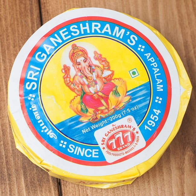 アパラムパパド・SRI GANESHRAM'Sの写真