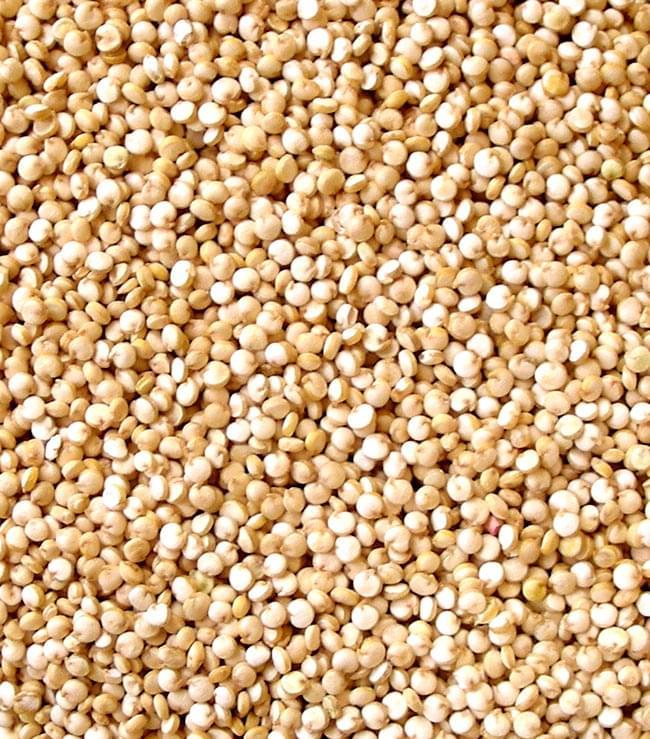 アマランサス オーガニック 350g 【ALISHAN】の写真2 - アマランサスの粒です。綺麗に精製してあります。安心のオーガニックJAS認定品。