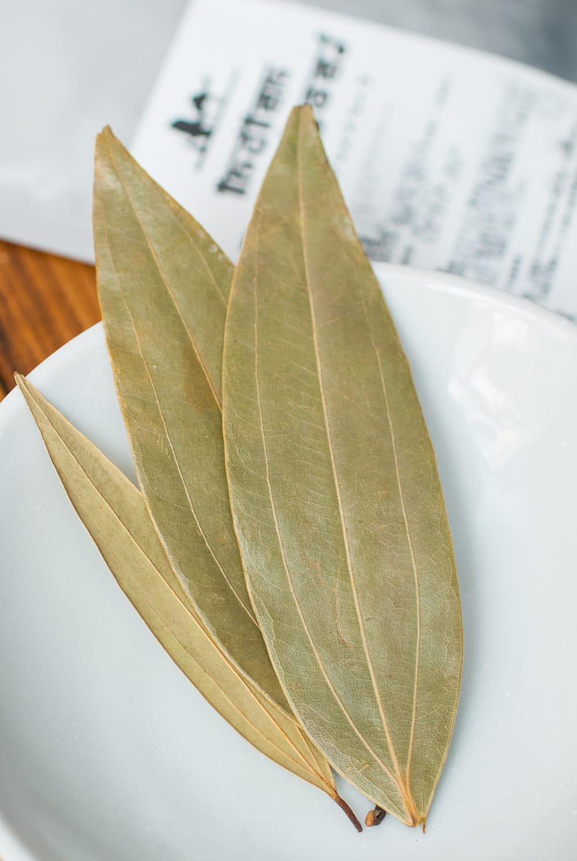 インディアンベイリーフ(シナモンリーフ) 袋入り 【5g】 Bay Leavesの写真