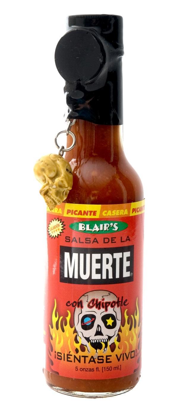 【15,000スコヴィル】デスソース 死のソース - Salsa De La Muerte 【150ml】【BLAIRs】の写真