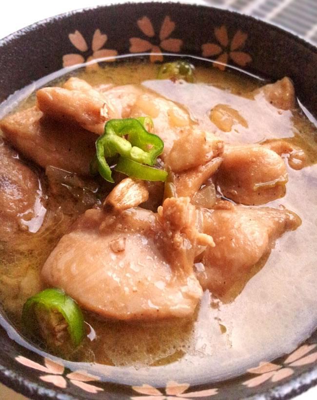 チキンホワイト コルマ スパイスミックス - 40g 【Shan】の写真6 - 実際に作ってみました。鶏のうま味とヨーグルトのコクが相まって美味しいカレーです。