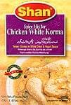 チキンホワイト コルマ スパイスミックス - 40g 【Shan】
