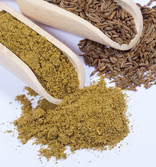 クミン パウダー Cumin Powder 1kg 2 - クミンパウダーはクミンを粉にしたものです。ぱぱっとかけるだけで、かんたんにお使いいただけます