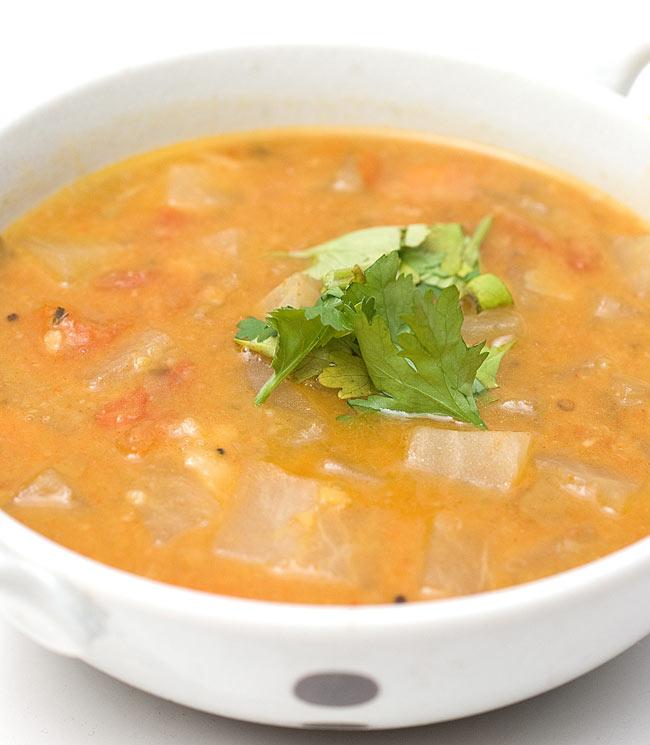 """サンバル マサラ  スパイス ミックス - 100g 小サイズ 【MDH】 4 - <a href=""""http://recipe.tirakita.com/recipe/259/"""">実際にサンバルを調理してみました。<こちらをクリック!</a>"""