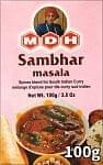 サンバル マサラ  スパイス ミックス - 100g 小サイズ 【MDH】