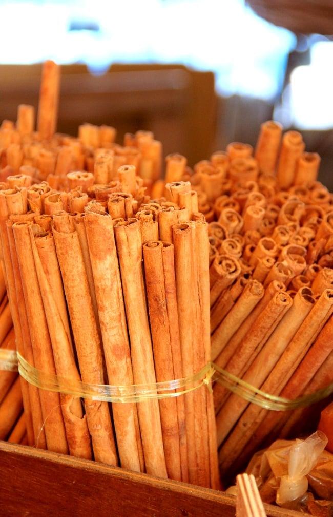 シナモン スティック スリランカ産 40g - Cinamon Stick 【Ayurvedic Life】の写真2 - 写真