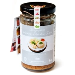 シンガポール海南チキンライスソース Singapore Hainan Chichen Rice【WAY】