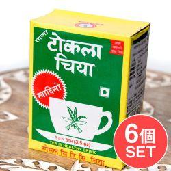 【6個セット】ネパールの紅茶 トクラグリーン CTC 紅茶