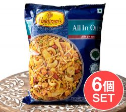 【6個セット】インドのお菓子 オールインワン - ALL IN ONE