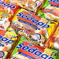 インスタント ヌードルMi Sedaap シリーズ 5個セット 【Mi Sedaap】 (SET-FOOD-27)