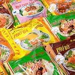 ベトナム フォー 【A-One】 インスタント 麺(袋) 5個セット