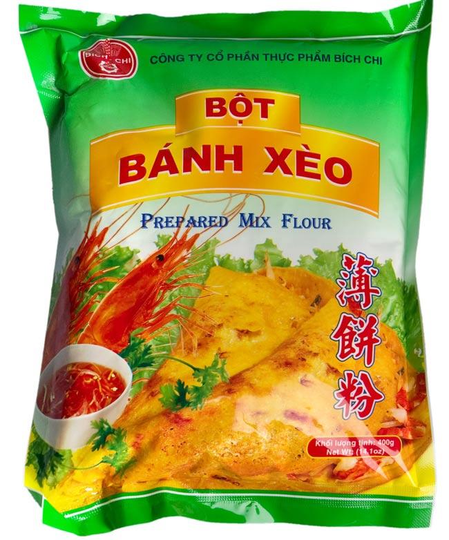 バインセオの粉 - ベトナムお好み焼き の写真