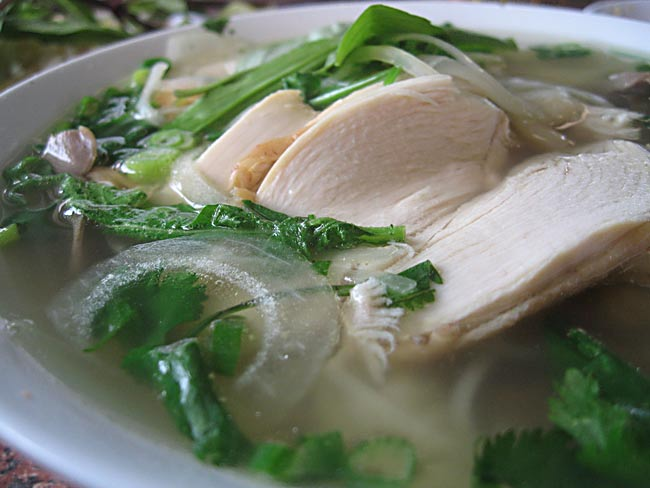 フォー スープの素-Pho ga-【75g ・ 4キューブ入り約8〜10人前】の写真3 - フォーを作ってみました。