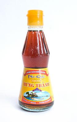ニョクマム - フーコック島産高品質 【HungThanh】