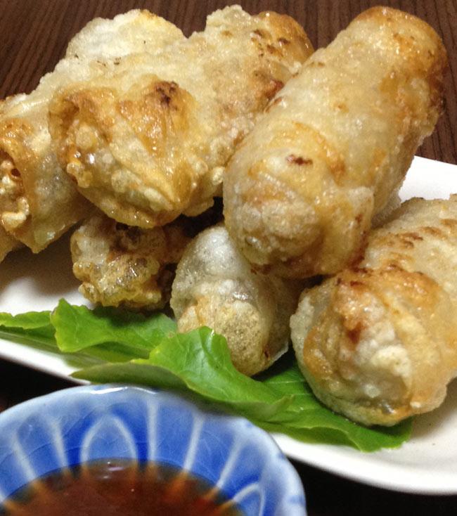 ヌクチャム−ベトナム春巻きのタレ 【Cholimex】 4 - チャーゾー(揚げ春巻き)にだってやっぱりヌクチャム。本場の味に近づきます。