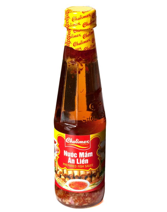 ヌクチャム−ベトナム春巻きのタレ 【Cholimex】の写真