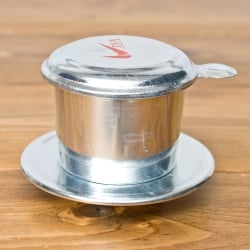 ベトナム コーヒー フィルター 【アルミ製】