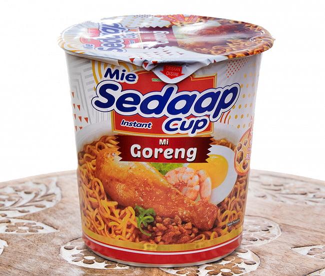 インドネシア風カップ焼きそば(ミーゴレン味) - Mi Gorengの写真