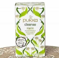 【PUKKA】cleanse -  クレンズ - オーガニックハーブティー(カフェインフリー)