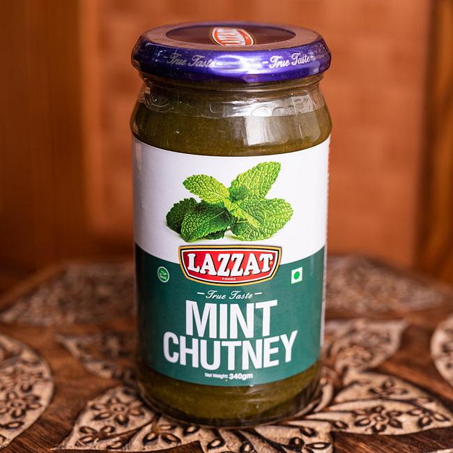 ミントチャツネ - Mint Chutney 430gの写真