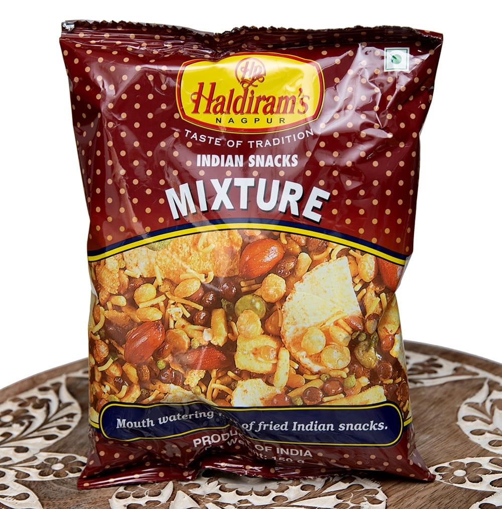 インドのお菓子 インド スナック ミックス - INDIAN SNACKS MIXTUREの写真
