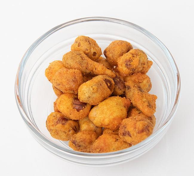 インドのスパイシナッツ - Tasty Nuts【Hardiram