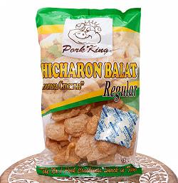 【自由に選べる6個セット】チチャロン バラット - 豚皮の唐揚げ  CHICHARON BALAT Regular 【Pork King】の写真