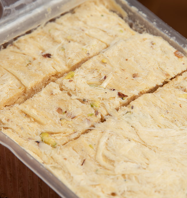 インドのお菓子  ソーン パブディ カルダモン味 - SOAN PAPDI ELAICHI[Cheeda
