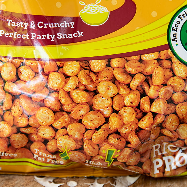 チャトパタ ダール Haldiram Chatpata Dal 150g インドの定番の味をスナックに 2 - パッケージ拡大。