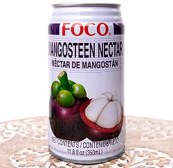 FOCO マンゴスチンジュース 350ml缶