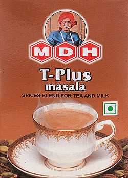 チャイ用スパイスMix - T-Plus masala - 25g 【MDH】