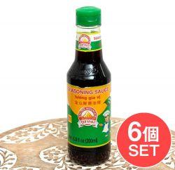 【6個セット】シーズニングソース  - 金山鮮醤油精[200ml][Golden Mountain]