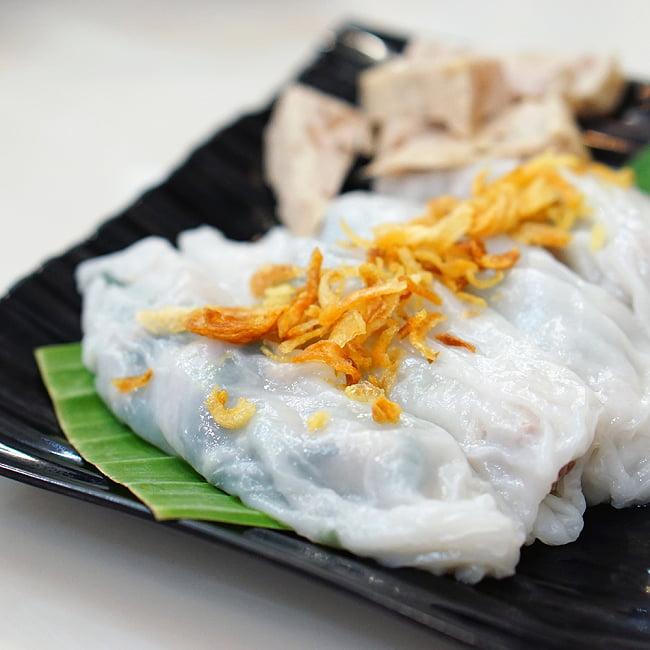 蒸し春巻きの粉 - バインクオン Banh Cuon 400g 2 - 美味しい蒸し春巻きが作れます