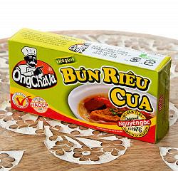 ブン スープの素 - 蟹味 - オンチャバ シーズニング ブンリュクア - BUN RIEU CUA[OngChava]