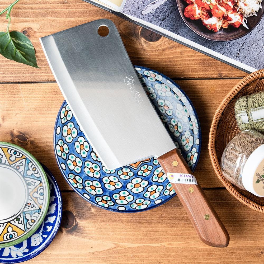 タイのチョッパーナイフ【KIWIブランド】 - Lサイズの写真