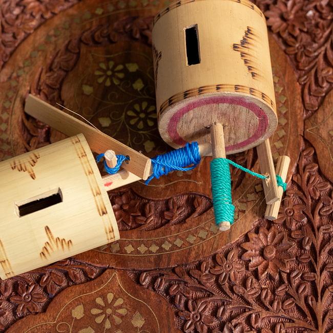 蟲笛みたいな音のする廻りゴマ-小 5 - 【黄色】はこちら