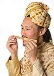 インドネシアの竹の口琴 - ゲンゴン