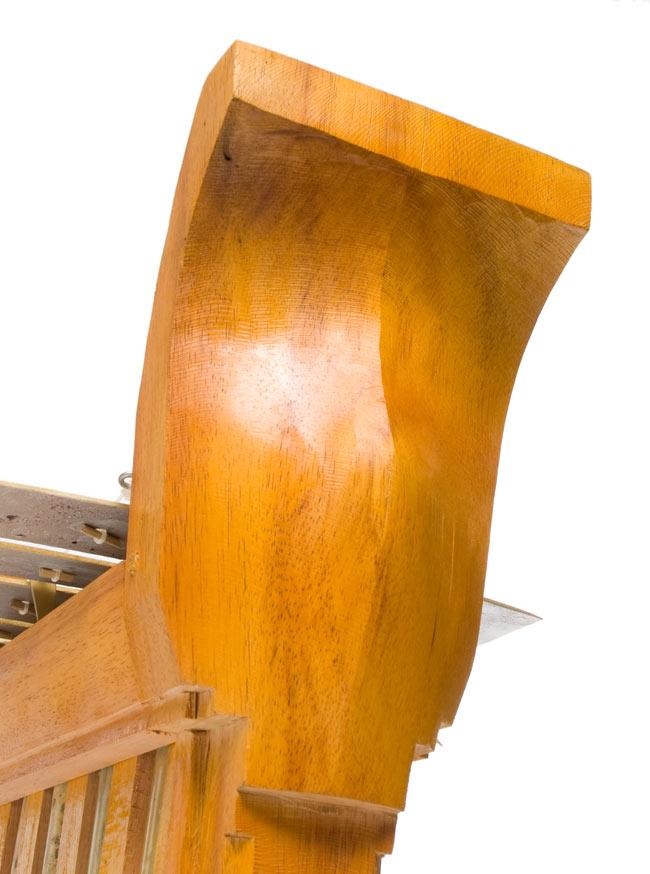 ガムラン - LAKU - 5 - 横の拡大写真です。