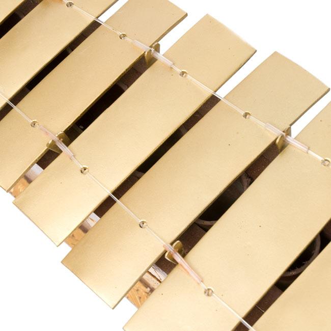 ガムラン - GENTA -の写真3 - 鍵盤の拡大写真です。