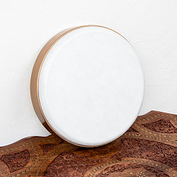 チューニングできる リム・フレームドラム - 直径:約24.5cm