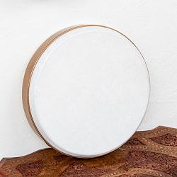 チューニングできる リム・フレームドラム - 直径:約29.5cm
