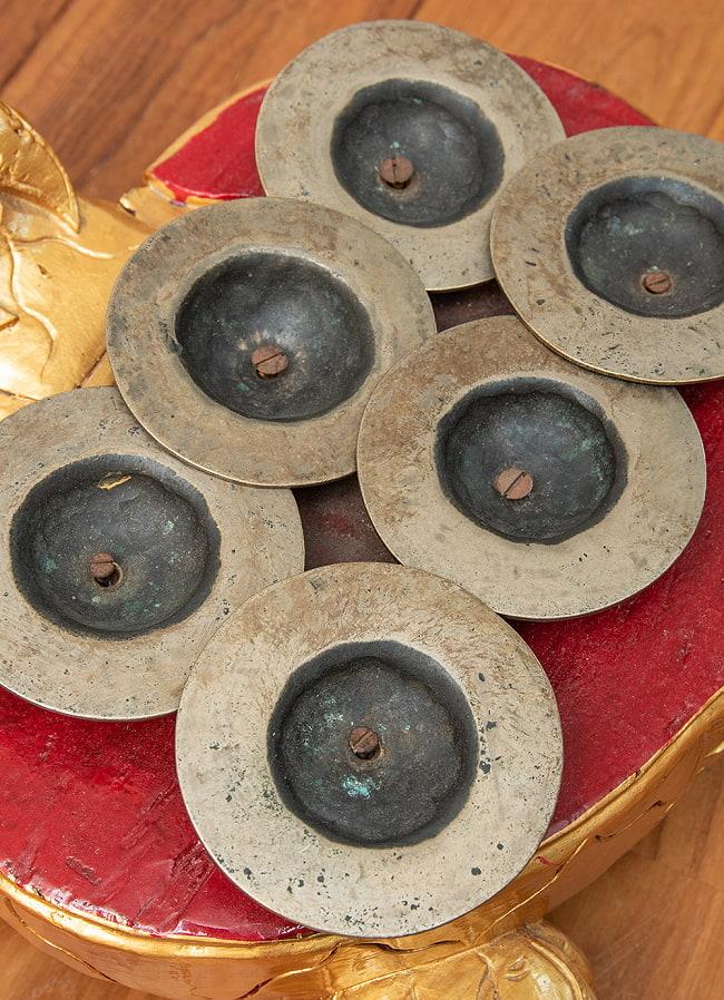 チェンチェン Ceng Ceng バリ・ガムランの本格品 8 - 製造されてから時間が経過しているので、アンティーク感は否めません。