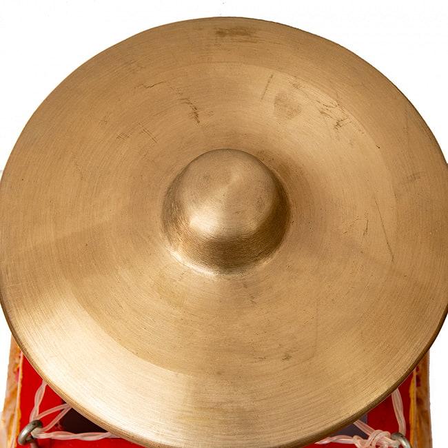 トロンポン Trompong バリ・ガムランの本格品 5 - 独特の形状をしています。