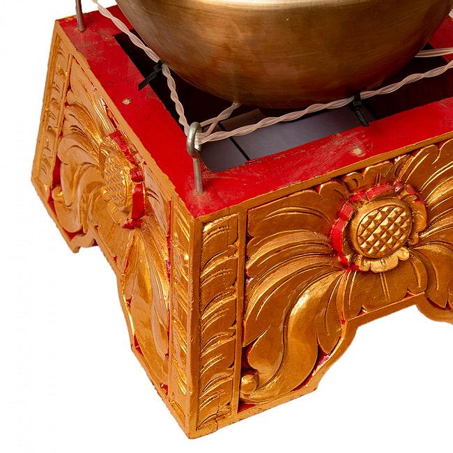 トロンポン Trompong バリ・ガムランの本格品 6 - 華やかな装飾です。