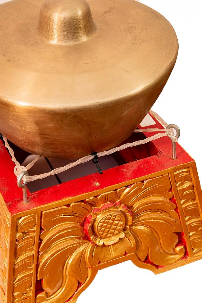 トロンポン Trompong バリ・ガムランの本格品 7 - 華やかな装飾です。