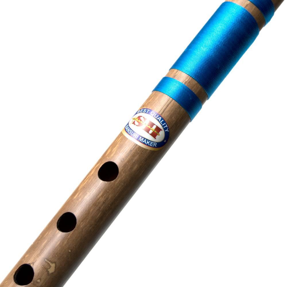 バンスリ(通常管) 2 - 音が出やすいし、運指が楽と評判の良いバンスリです。